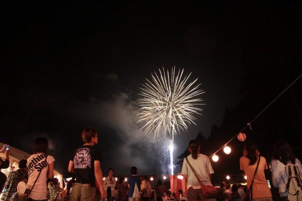 真庭市 中和ふるさと祭り20150813  (1)