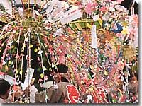 物見神社秋祭り
