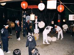 吉の念仏踊り