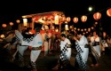 新町地蔵踊り鏡野