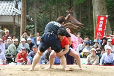 おんな相撲大会